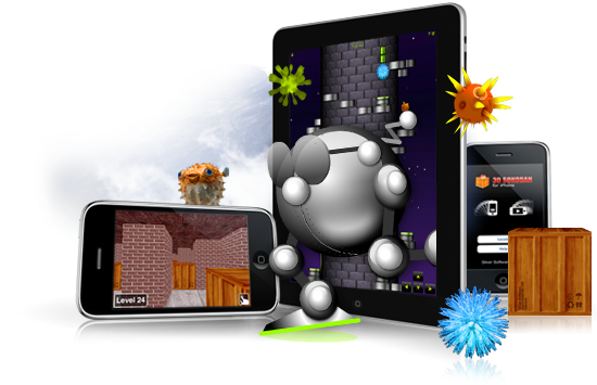silver software iphone games
